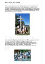 Abschlusstreffen der Religionskinder der 6. Klasse