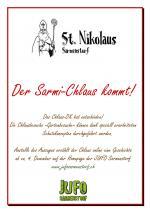 Der Sarmi-Chlaus kommt und Online-Geschichte!